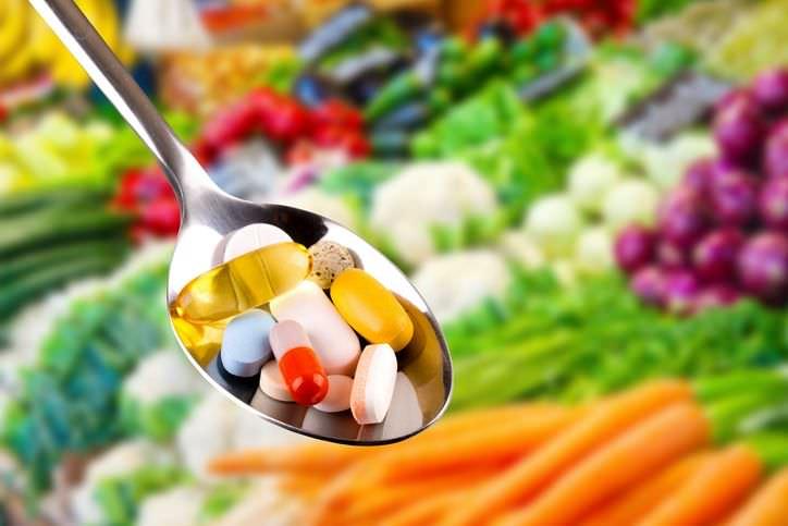 Orthomolekulare Medizin Vitamine