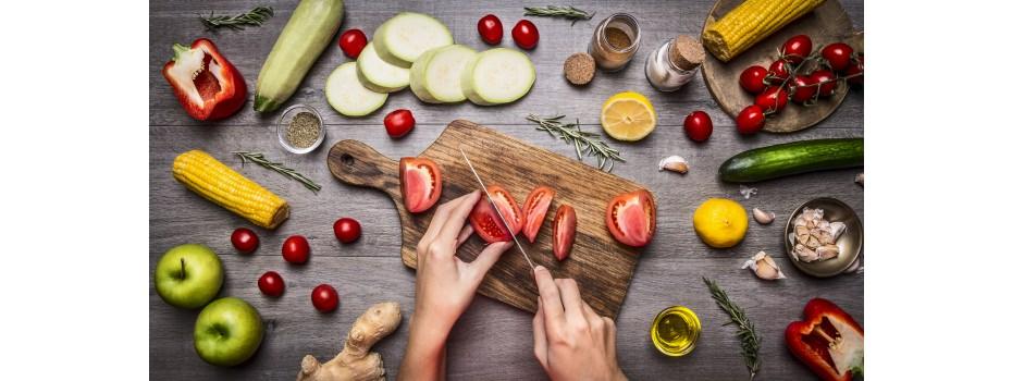 Wöchentliches Menü Diät mit niedrigem Histaminspiegel